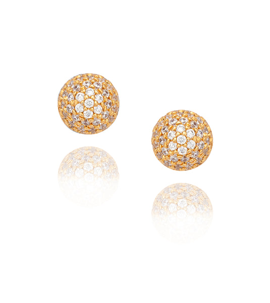 DEB EARRINGS GOLD