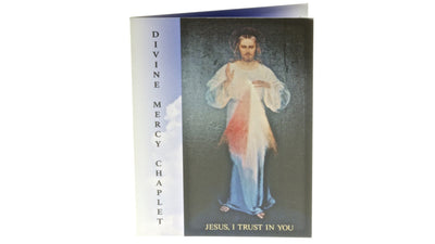 Divine Mercy Pocket Prayer Booklet