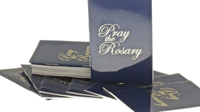 Rosary Pocket Prayer Booklet