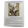 St Michael Chaplet Rosary Pocket Prayer Booklets