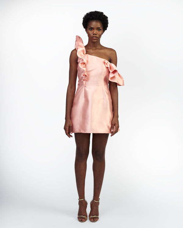 Audrey Dress - Imad Eduso