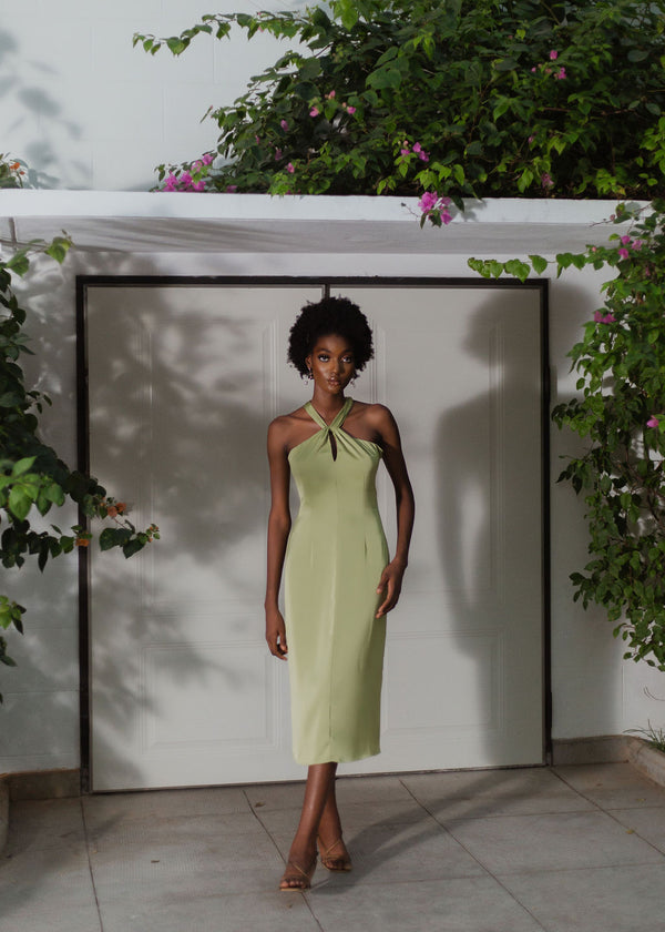 Nairobi Midi - Imad Eduso  Dress resort 21
