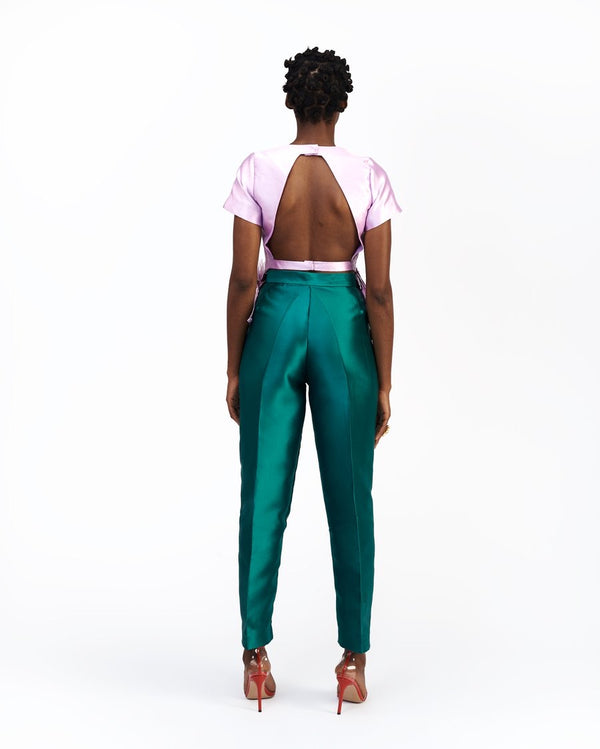 Dee Pants - Imad Eduso  Trousers