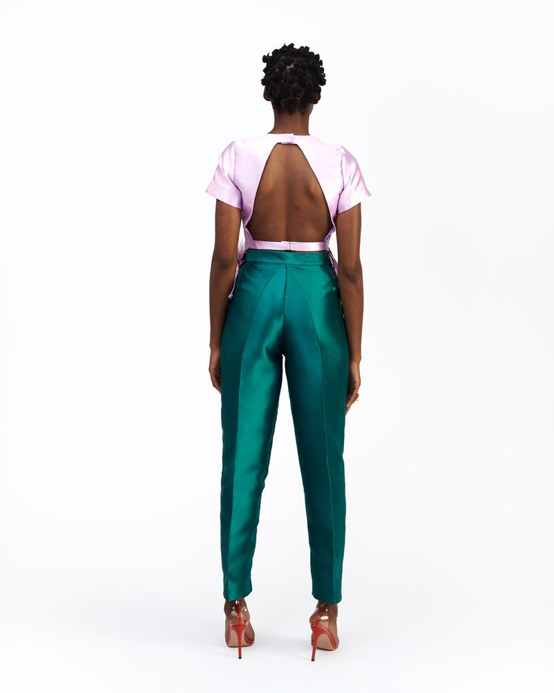 Dee Pants - Imad Eduso  Trousers AW19, Pants, trousers