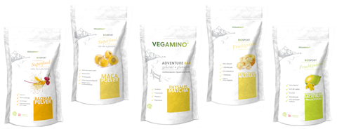 VEGAMINO® - Super Sample Set - Yoga