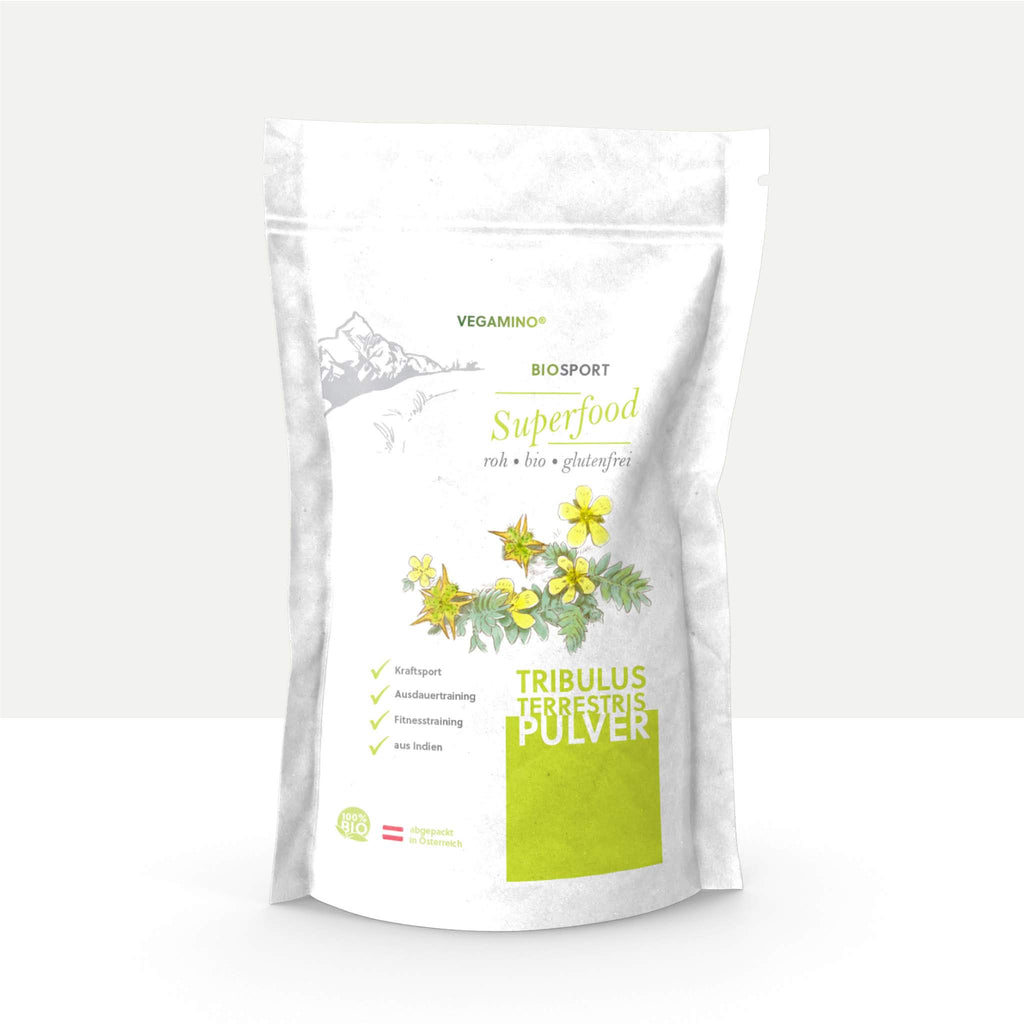 VEGAMINO® - BIOSPORT SuperFood - Tribulus Terrestris