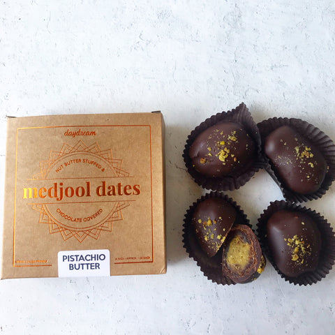 Pistachio Butter Stuffed Dates - 4 pack
