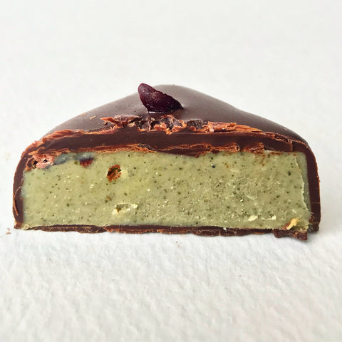 Sweet Mint Crunch Truffle