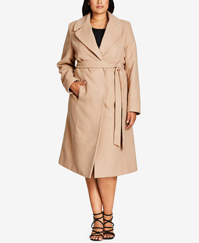 Baby It's Cold Outside - Plus Size Coat Roundup