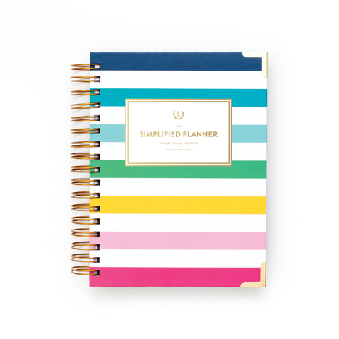 Emily Ley Daily Planner Simplified