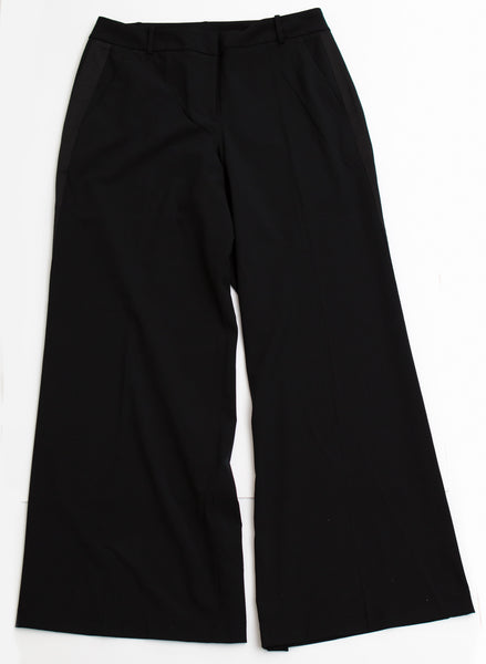 Lane Bryant Lena Wide Leg Trouser Pants - Moderately Curvy Fit - New With Tags - Size 14