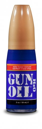 Gun Oil Water Based Lube- 2oz