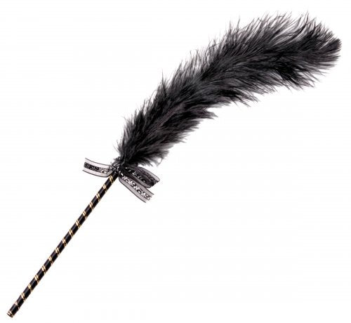 Frisky Feather Tickler - Black