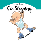 Co-Sleeping with a Clubfoot Baby