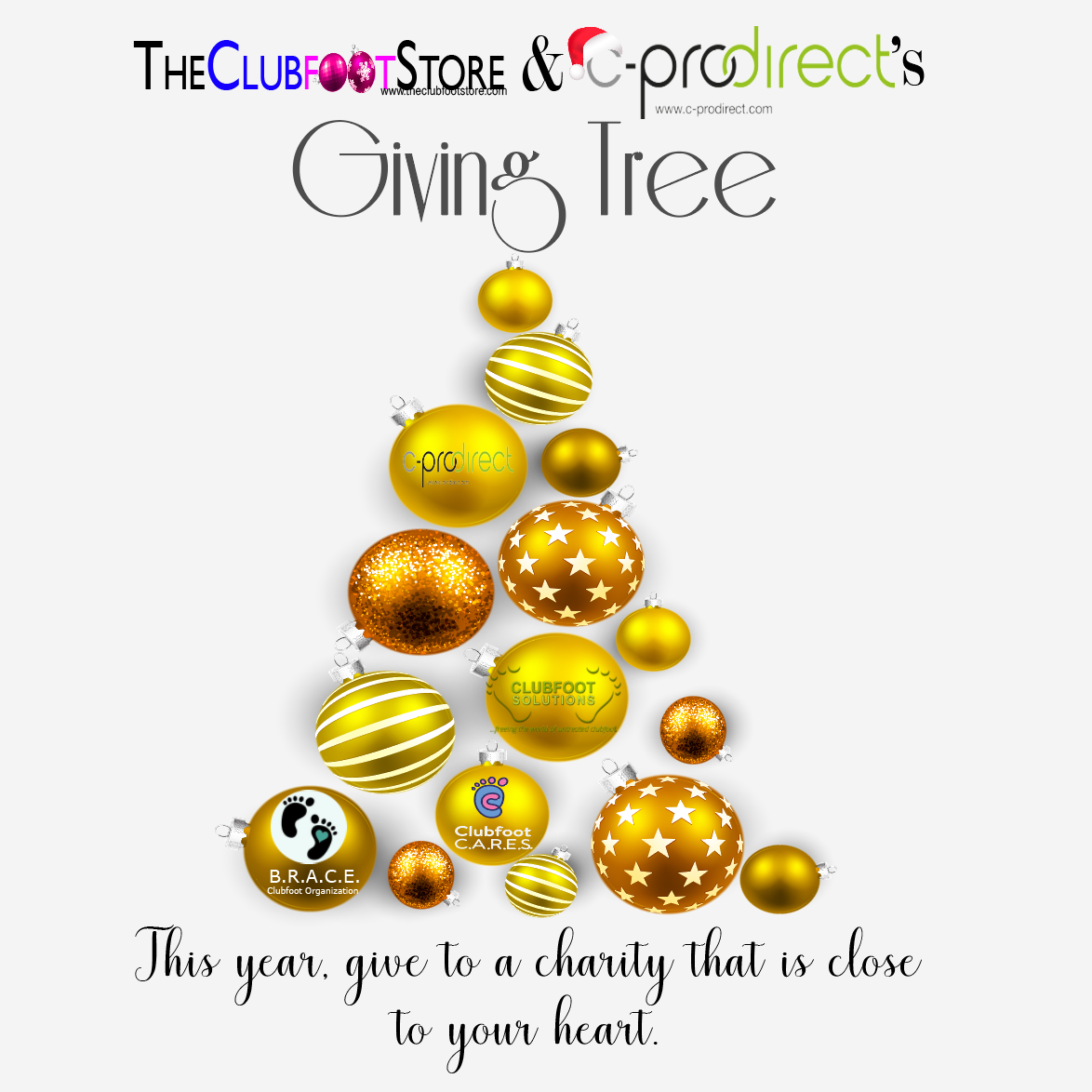 Giving Tree - Christmas 2019