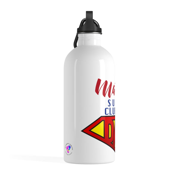 Super Clubfoot Dad  - Stainless Steel Water Bottle | Customize Me!