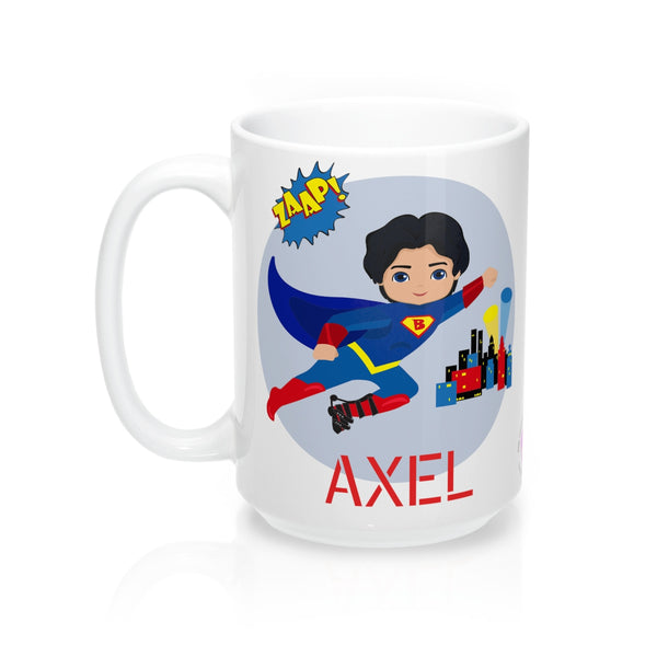 Superboy ADM - Dark Hair - Mug 15oz (Customize Me!)