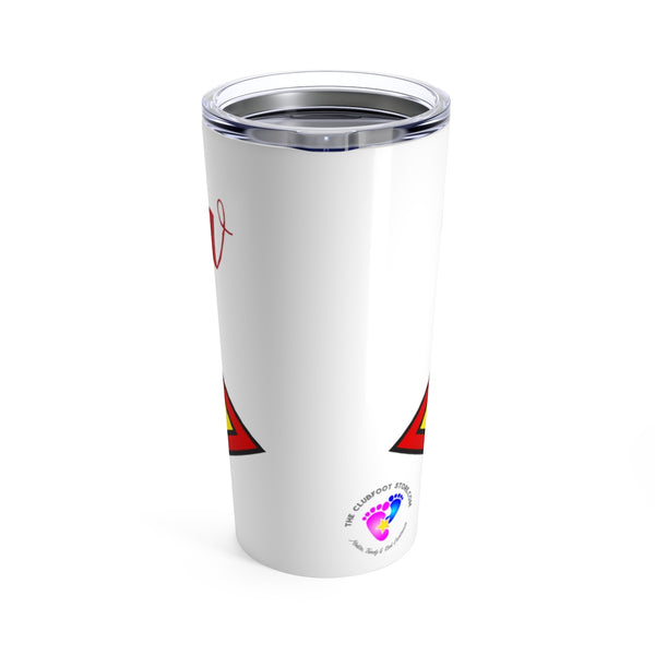 Super Clubfoot Dad - Customize me! Tumbler 20oz