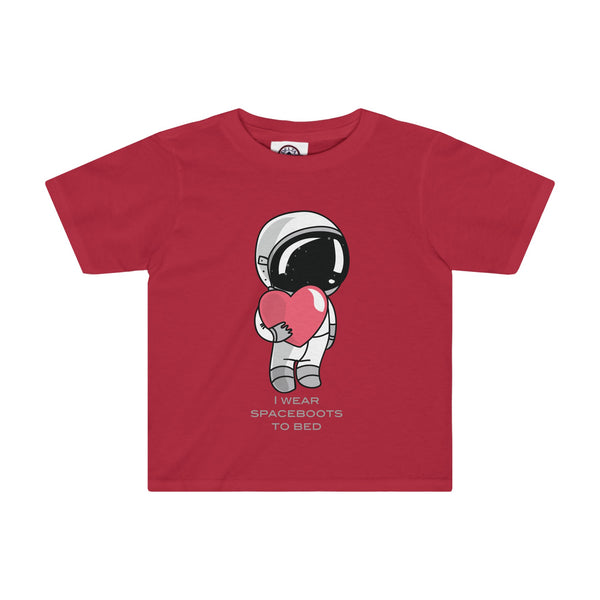 Spaceboots - Toddler Tee