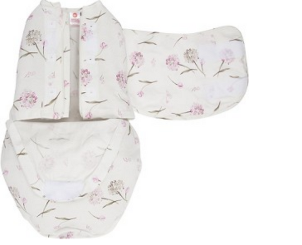 CLASSIC 2-Way Swaddle (Clustered Flowers)