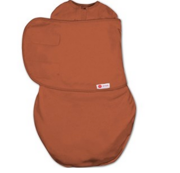 CLASSIC 2-Way Swaddle (Rust)
