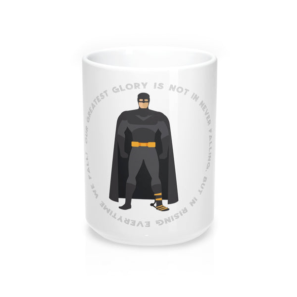 Superhero Bat ADM - Mug 15oz