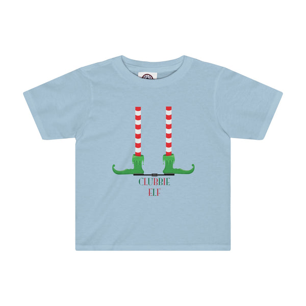 Clubfoot Elfie - *Christmas* - Toddler Tee