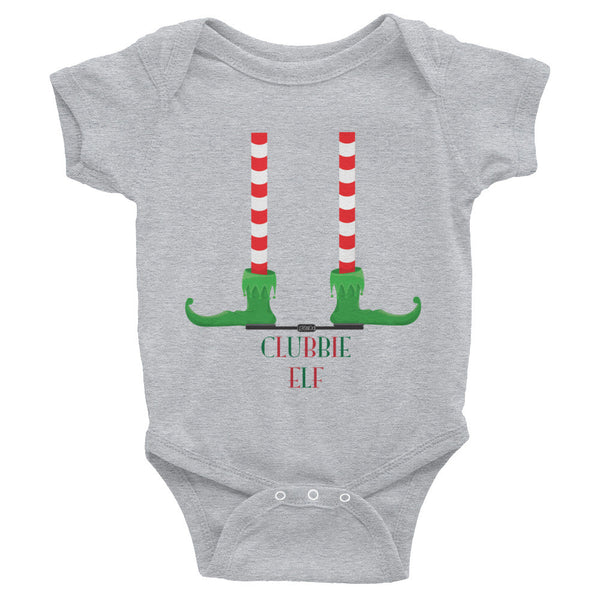 Clubbie Elf - Christmas - Infant Bodysuit