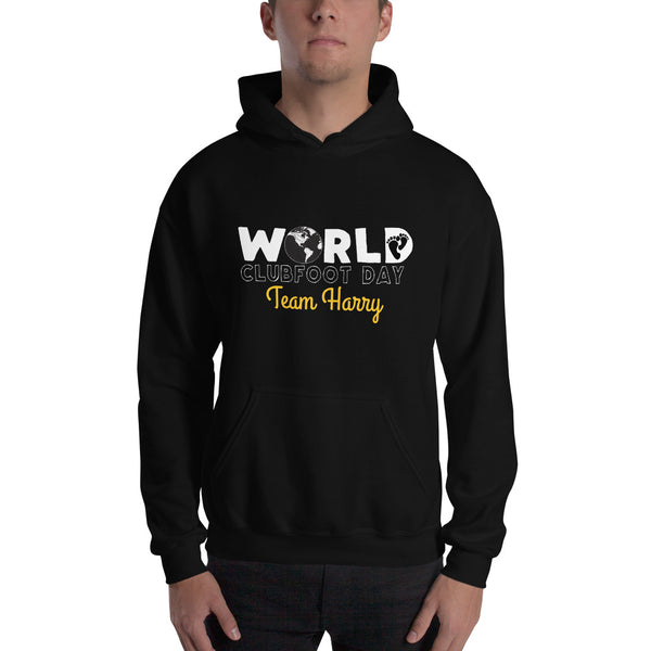 World Clubfoot Day 2020 - Man Women / Unisex Hoodie