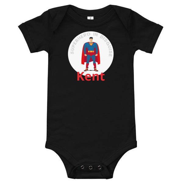 Superhero in disguise - Custom - Baby Onesie
