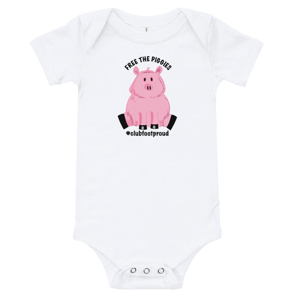 Free the Piggies - Onesie