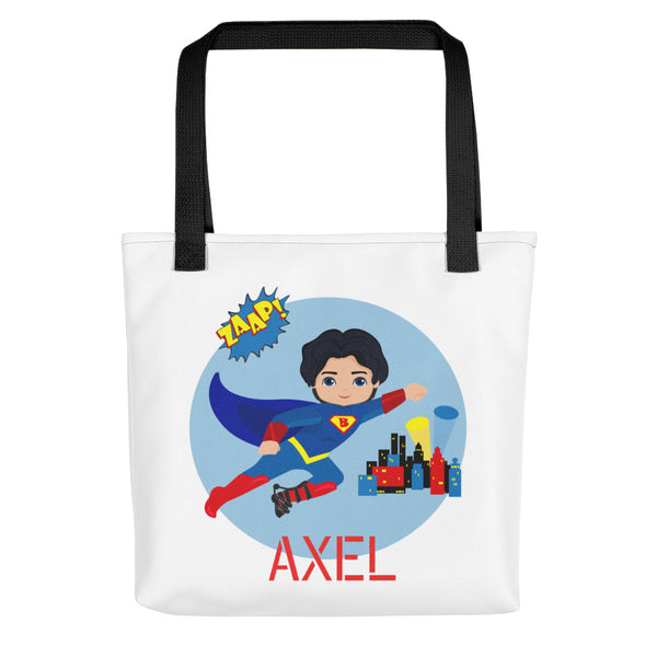 Superboy ADM - Black Hair | Tote bag | Customize Me!