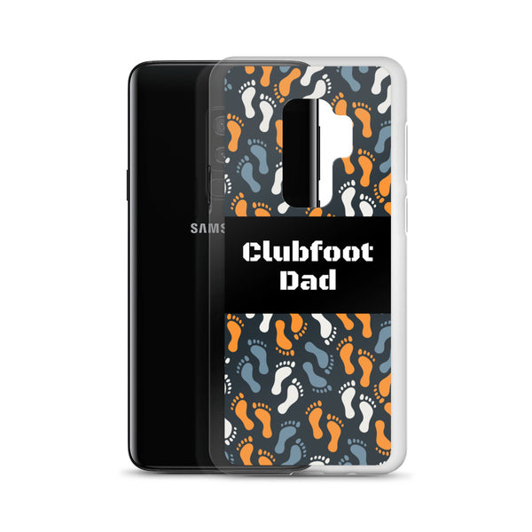 Clubfoot Dad - Samsung Case - Christmas 2019