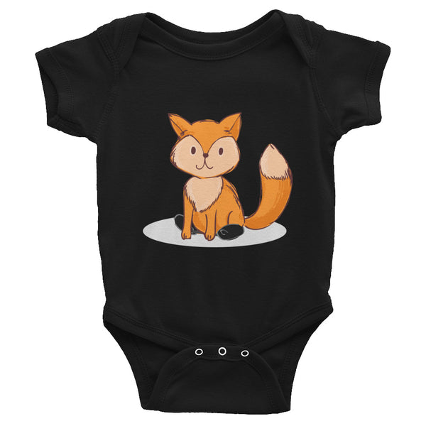 Fox - Spring - Clubfoot Animal Collection - Infant Bodysuit