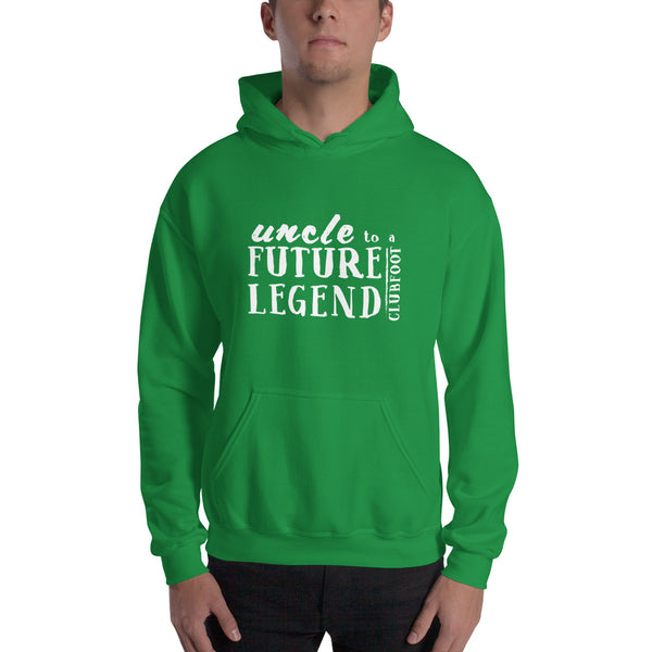 Future Legend  UNCLE  | Clubfoot shirt - Hooded Sweatshirt