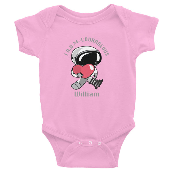 I ADM Courageous - Customize me - Infant Bodysuit