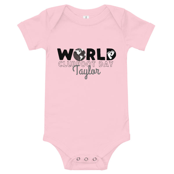 World Clubfoot Day 2020 - Infant Onesie
