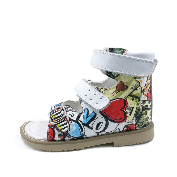Graffiti Sandal (CF Boot)