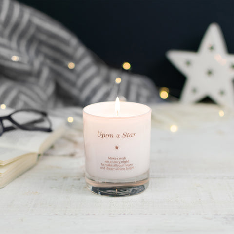 Make a Wish Upon a Star Candle - makeawishcandleco