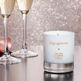 Make a Wish for an Engagement Candle - makeawishcandleco