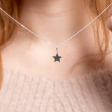 Upon a Star Make a Wish Necklace