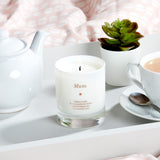 Make a Wish For a Wonderful Mum Candle