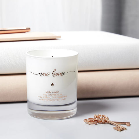 Make a Wish In Your New Home Candle