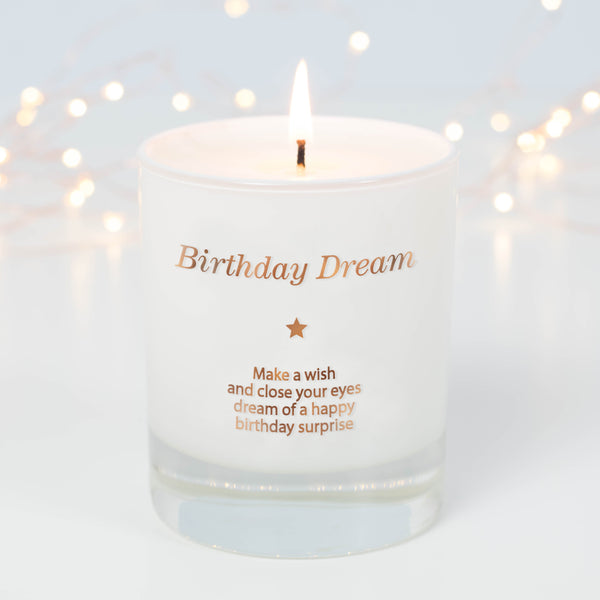 MAKE A WISH FOR A BIRTHDAY DREAM CANDLE - makeawishcandleco