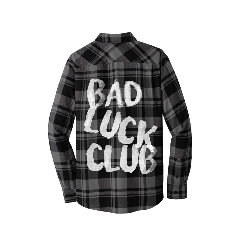 Bad Luck Club Flannel