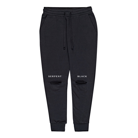 Serpent x Black Joggers