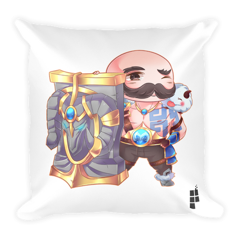 Braum Pillow (Square)