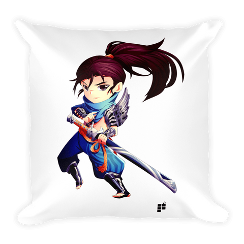 Yasuo Pillow (Square)