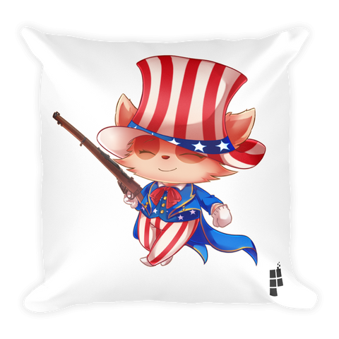Teemo Pillow (Square)