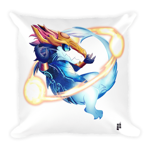 Aurelion Sol Pillow (Square)